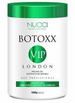 Botox Capilar Vip London Profissional Nucci 1k Sem formol -
