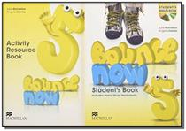 Bounce now 5 - students pack with activity book  m - Macmillan