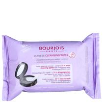 Bourjois Express Cleansing Wipes - Lenço Demaquilante (25 unidades) -
