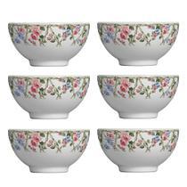 Bowl de cerâmica WallPaper Scalla 6 peças 460 ml - 23879 -