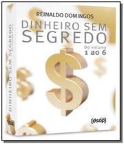 Box 1 Dinheiro Sem Segredo - Do Vol.1 ao Vol.6 - Dsop -