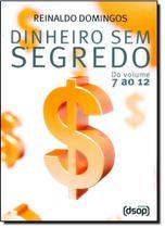 Box 2 Dinheiro Sem Segredo - Do Vol.7 ao Vol.12 - Dsop