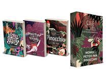 Box 3 livros - aventuras extraordinárias - Hunter Books