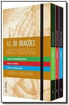 Box 30 oracoes mais poderosas, as - Petra -