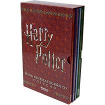Box 4 De Livros Harry Potter Guia Cinematográfico - Rocco - Rocco Jovens Leitores