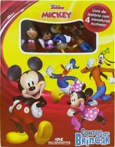 Box - a casa do mickey mouse -  contos para brincar - Melhoramentos