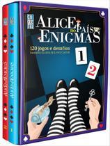 Box Alice No País dos Enigmas - Coquetel