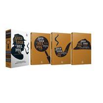 Box As Aventuras De Sherlock Holmes - 3 Livros - Hunter Books