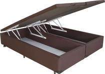 Box Baú 1,58 Queen Bipartido Comfort - Móveis Digital -