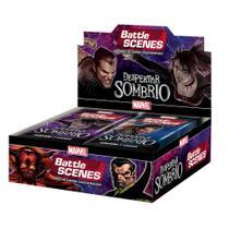 Box Booster Marvel Battle Scenes Despertar Sombrio da Copag -