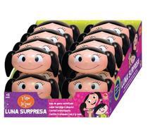 Box C/ 16 Ovos Surpresa Show Da Luna Ovo 3959 Sortidos Dtc -
