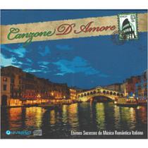 Box Canzone DAmore 3CDs Sucessos Música Romântica Italiana - DIAMOND