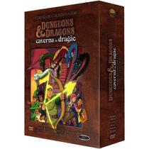 Box Caverna do Dragão - World Classics