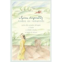 Box clarice lispector todos os romances-volume 1 - Editora Rocco