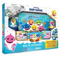 Box De Atividades Baby Shark - Copag