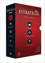 Box de livros - o essencial da estratégia - Hunter -