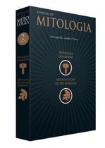 Box de livros- o essencial da mitologia - Hunter Books