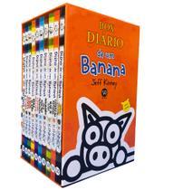 Box - Diario de Um Banana - 10 Volumes - Vergara E Riba