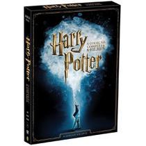 Box Dvd: Coleção Completa Harry Potter (8 Discos) - Warner