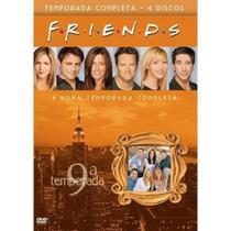 Box DVD Coleção Friends: 9ª Temporada - (4 DVDs) - Warner