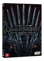 Box Dvd: Game Of Thrones 8ª Temporada - Warner