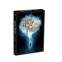Box Dvd Harry Potter Coleção Completa 8 Filmes 8 Discos - Warner home video