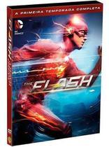 Box Dvd - The Flash 1ª Temporada Completa (5 Discos) - Warner