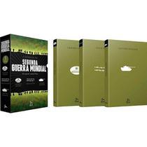 Box Essencial Segunda Guerra 3 Livros Mundial - Hunter books -