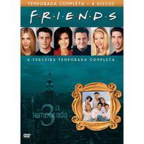 BOX Friends - Terceira Temporada - Warner