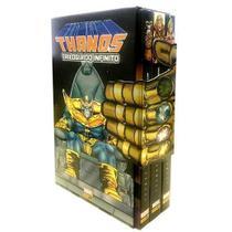 Box HQs Thanos - Marvel - Edição Exclusiva - Panini Brasil -