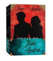 Box Jane Austen - 3 Livros Clássicos - Ciranda Cultural