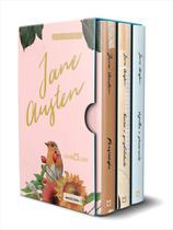 Box Jane Austen - 3 Volumes - Razão E Sensibilidade, Orgulho E Preconceito E Persuasão - Martin Claret -
