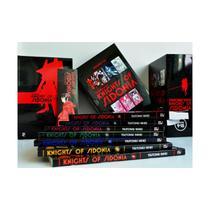 Box knights of sidonia 9 a 15 - jbc - Editora jbc do brasil