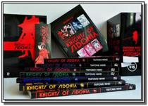 Box - knights of sidonia - vols. 9 a 15 - Jbc