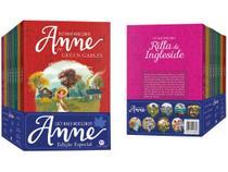 Box Livros Anne De Green Gables - Lucy Maud Montgomery