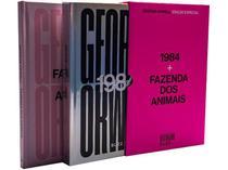 Box Livros George Orwell Vol. 1 -