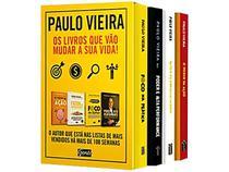Box Livros Paulo Vieira Vol. 1 - Os Livros Que Vão Mudar a Sua Vida