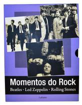 Box - Momentos do Rock - 3 Volumes - Lafonte