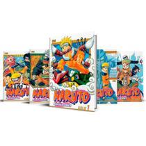 Box Naruto Gold Vols. 1 ao 5 - Planet Manga
