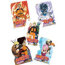 Box Naruto Gold Vols. 26 ao 30 - Planet Manga