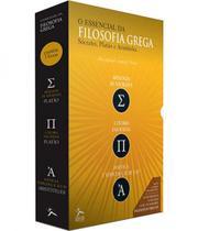 Box - O Essencial Da Filosofia Grega - 3 Vols - Hunter books