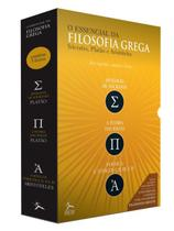 Box - o Essencial da Filosofia Grega - 3 Volumes - Hunter books -