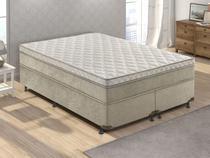 Box para Colchão King Size LightSpuma  - 43cm de Altura Premium