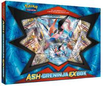 Box Pokemon Ash Greninja Ex - Copag - Pokemon tcg