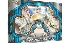 Box Pokemon Snorlax GX - Copag