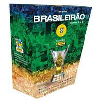 Box Premium Campeonato Brasileiro 2020 - kit álbum capa dura - Panini