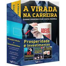 Box Prosperidade E Investimentos - 3 Livros - Faro