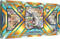 Box raro pokemon mega sharpedo ex - Copag