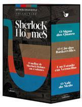 Box sherlock holmes - Lafonte