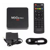 Box Smart Tv Pro 4k Android 10.1 4g 5g - Hevc